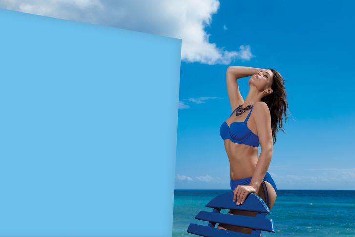 Color Up Your Life met Sunflair!    - Win win win: een gerecycleerde bikini van Sunflair!